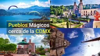 Baixar Pueblos mágicos cerca de la CDMX