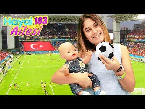Hayal Ailesi. Ayşe ve Leo Trabzonda maçtalar! Çocuk dizisi