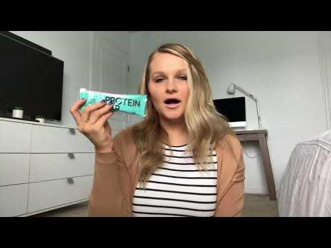 Protein Bar Taste Test | Mariah Hopkins
