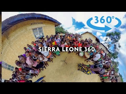 SIERRA LEONE 360 ADVENTURE