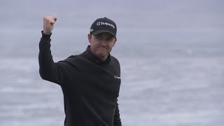 Jimmy Walker claims his third career win at AT&T Pebble Beach: Highlights