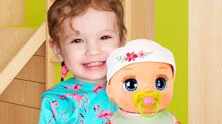 New Doll Diana | Essy little Mommy for Baby doll Diana