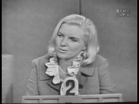 To Tell the Truth - Cowboy entertainer; Giraffe expert (Jan 4, 1965)