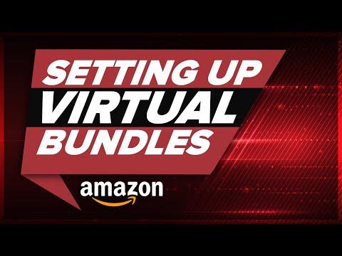 How To Make VIRTUAL BUNDLES That ACTUALLY WORK On Amazon!