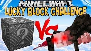 METAL LUCKY BLOCK VS MUTANT SPIDER ! | LUCKY BLOCK CHALLENGE |[FR]