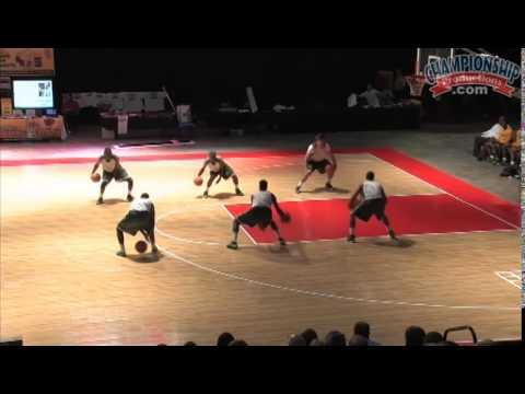 Pass the Ball Like Doug Collins! - Basketball 2015 #1