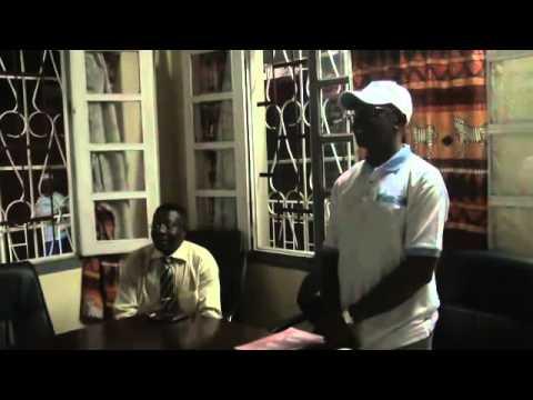 ARRIVE DE PAUL AYAN - ADVISORY TEAM LEADER GTC AU CAMEROUN