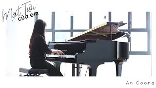 Mặt Trời Của Em | Phương Ly ft JustaTee || Piano Cover #AN COONG