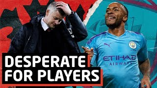 We Are Desperate For Players...   Manchester United vs Manchester City   Carabao Cup Preview