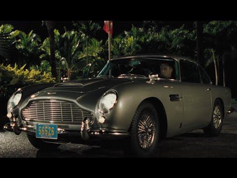 Bond Wins The Aston Martin Db5 James Bond Essentials Youtube