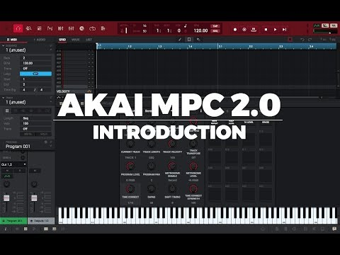 AKAI MPC 2.0 TUTORIAL (INTRODUCTION)
