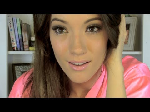 Get Ready With Me! Girl's Night Out Makeup Routine | Blair Fowler - YouTube
