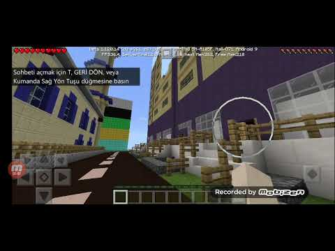 Minecraft parodileri şehri indir PC