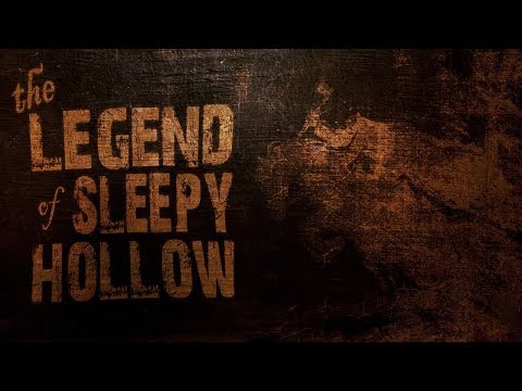 """""""The Legend of Sleepy Hollow"""" ― performed by Heather Ordover & Jesse Cornett (classic fiction)"""