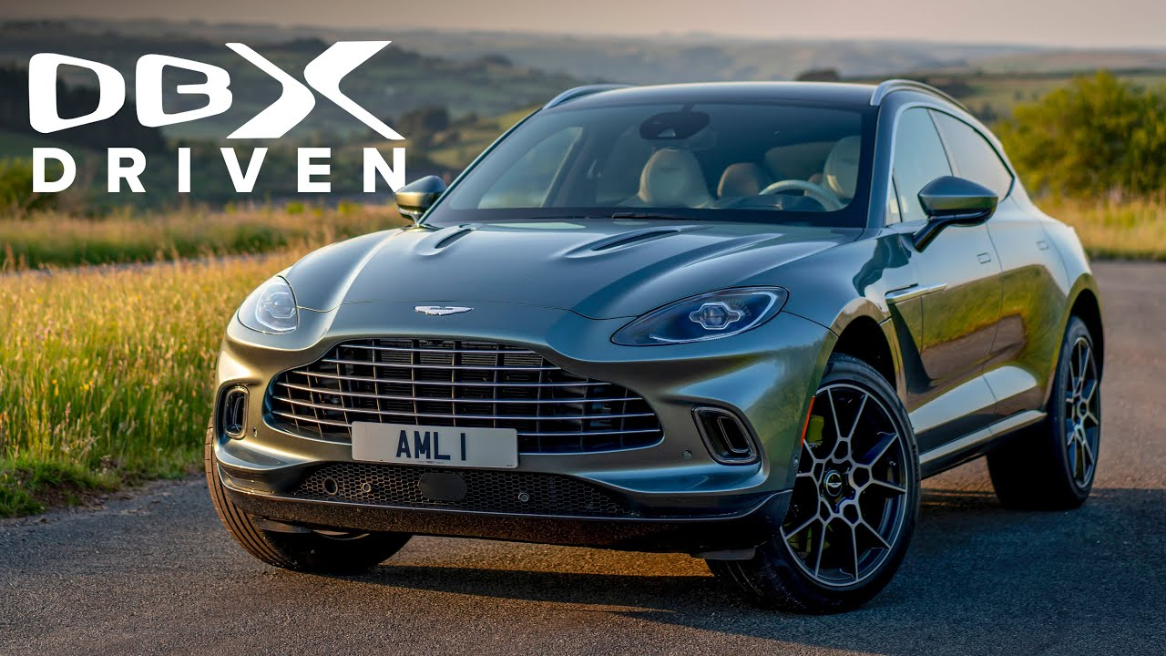 Aston Martin Dbx Road Review Carfection 4k Youtube