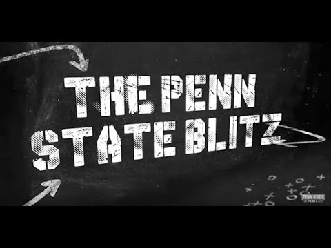 Penn State vs . Iowa: The Penn State Blitz - Week 4