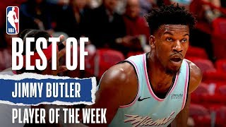 Jimmy Butler | Eastern Conference Player Of The Week