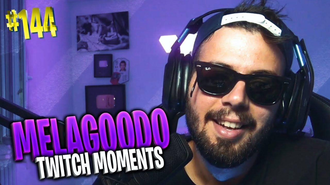 GABBO PREGA IN LIVE   FAZZ vs MAFIA 2   Melagoodo Twitch Moments [ITA] #144