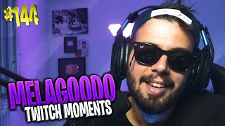 GABBO PREGA IN LIVE | FAZZ vs MAFIA 2 | Melagoodo Twitch Moments [ITA] #144