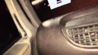 Isuzu giga dump truck test drive