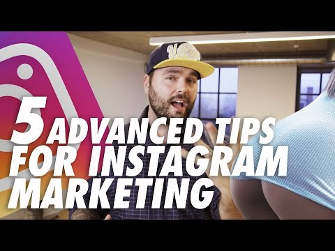 Instagram Marketing Tips For 2018: 5 Advanced Strategies to Grow Your Instagram Quickly