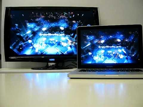 McTiVia麥克TV - 電腦MAC投影至電視播放 (McTIVIA兩種模式測試) - YouTube