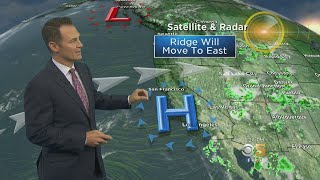 Tuesday Evening Forecast with Paul Deanno