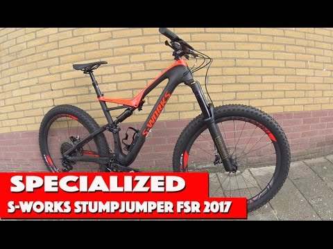 b80d822c78c S works Specialized 2017 Stumpjumper FSR first view Carbon - YouTube