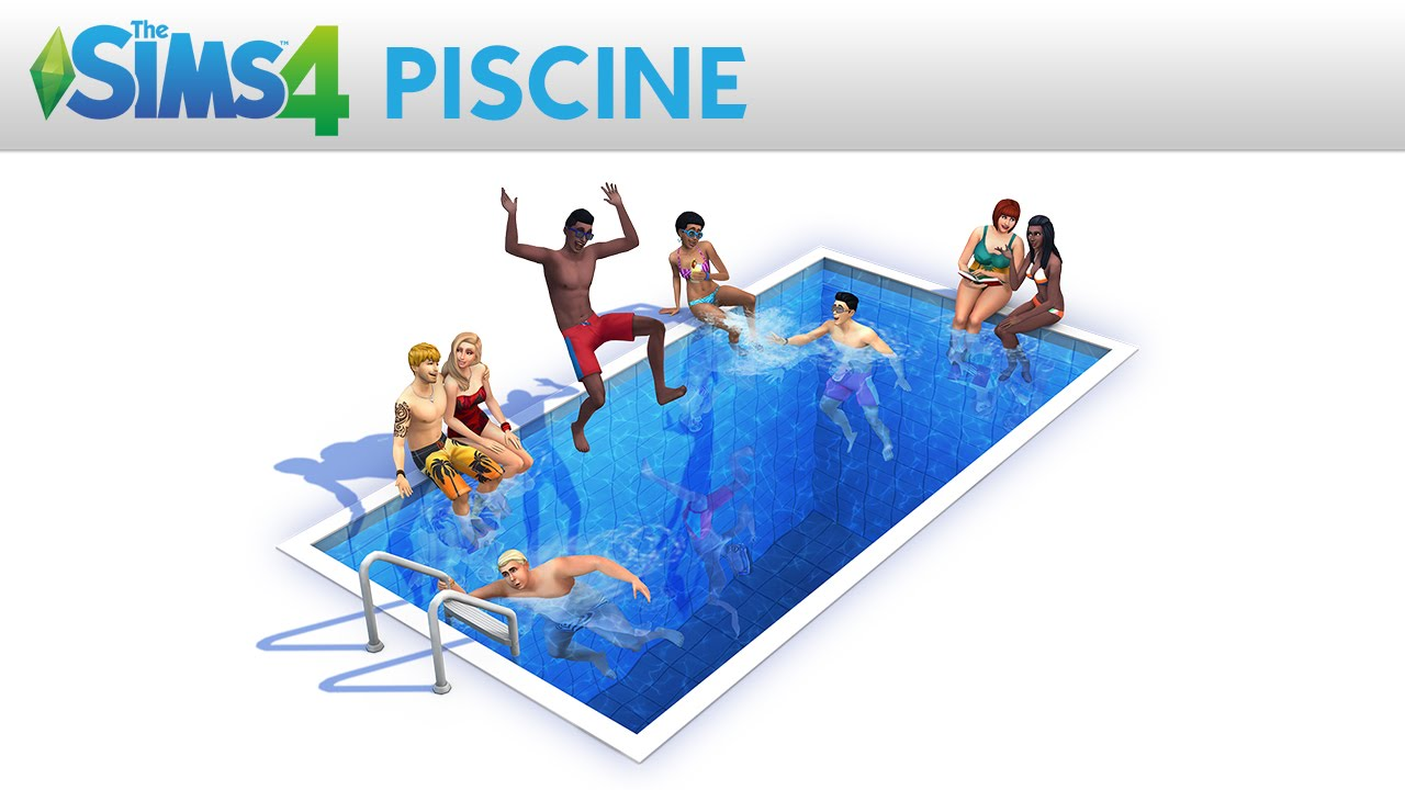 Ea the sims 4 piscine trailer ufficiale youtube for Sims 4 piscine a debordement