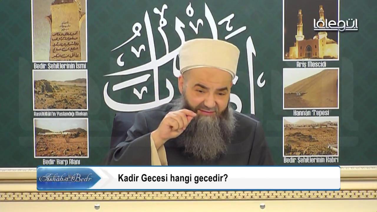 31 Mayıs 2018 Tarihli Ashâb-ı Bedr Sohbeti- Cübbeli Ahmet Hocaefendi Lâlegül TV