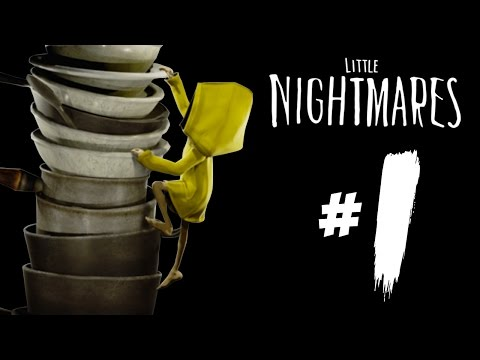 Scary Beginnings! - Little Nightmares | Part 1 (Gameplay)