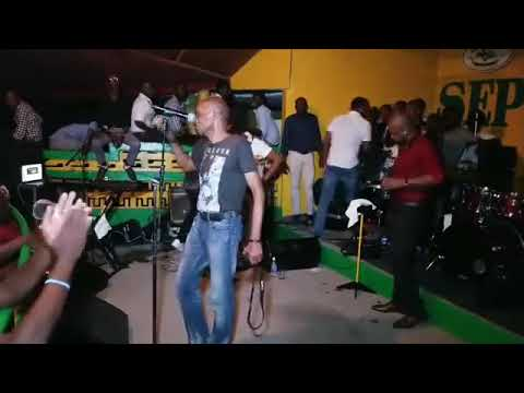 Nu look Full live performance in Cap Haitien 12/24/2K17