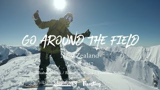 Go around the field in New Zealand 岩垂かれん 検索動画 8