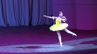 Вариация Фей из балета ''Спящая красавица''. 02.02.2014. КЗ им. П.И.Чайковского.