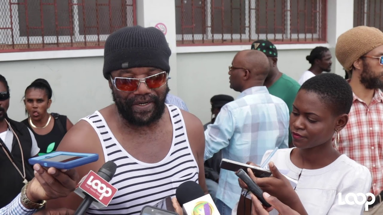 VIDEO: Entertainers show support for Capleton | Loop News