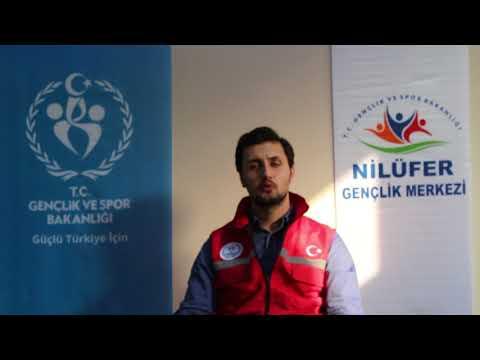 Temsilci Genç 2018 . BURSA . Bilal KAYIŞ