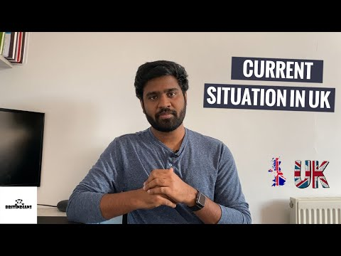 Current situation in UK | Study in UK 2021