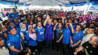 Time for Malaysians to decide on their destiny