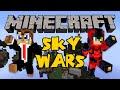 ΜΑΧΕΣ ΣΤΟΝ ΟΥΡΑΝΟ! (Minecraft: Skywars)