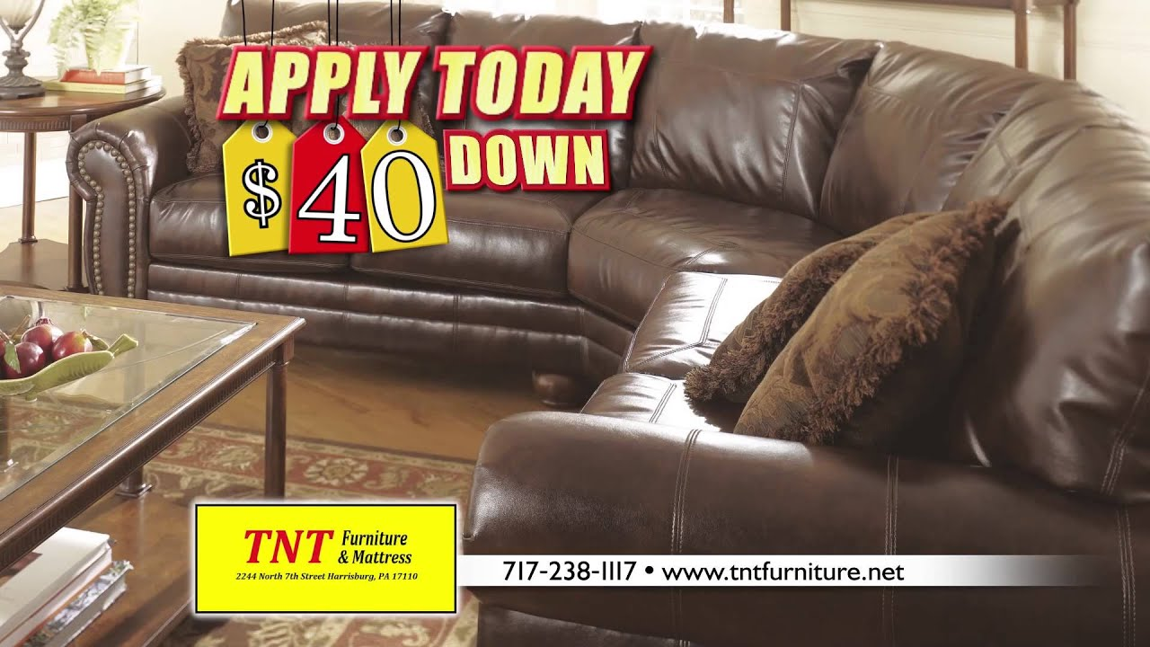 Tnt Furniture And Mattress Tax Check Crest