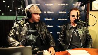 "Billy Bob Thornton talks ""Monster Ball"" scene with Halle Berry on #SwayInTheMorning"