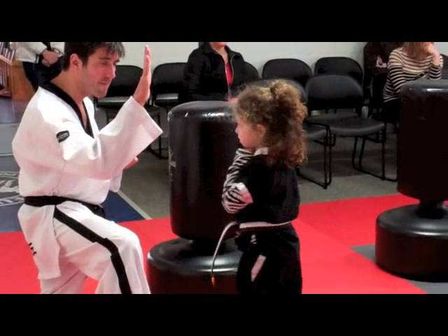 Traverse City Martial Arts - Little ninjas (3 and 4 year old)