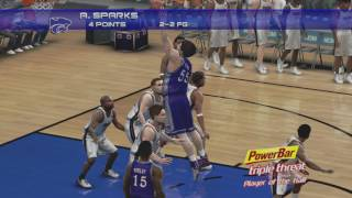 Kansas St v Virginia (07) - College Hoops 2K7 NCAA March Madness