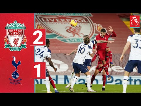Highlights: Liverpool 2-1 Tottenham   Firmino wins it late at Anfield
