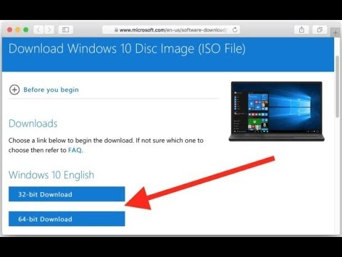 Windows 10 tutorial: download version 1809 ISO WITHOUT Media Creation Tool