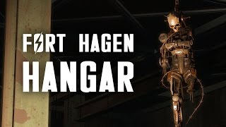 Automatron 2 The Full Story of Fort Hagen Satellite Array Hangar - Headhunting - Fallout 4 Lore