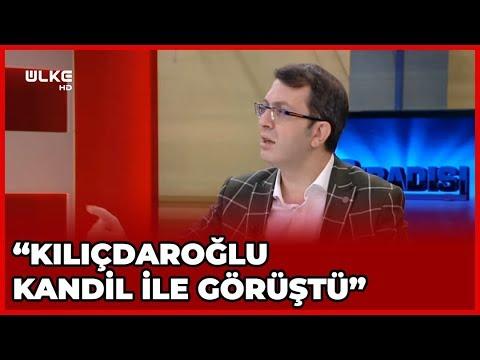 """Turgay Güler'den Bomba İddia:""""Kemal Kılıçdaroğlu Kandil ile Görüştürlmüş""""   Sıradışı  12 Aralık 2018"""