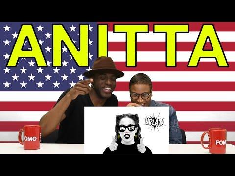 """Fomo Daily Reacts To Anitta """"Bang"""""""