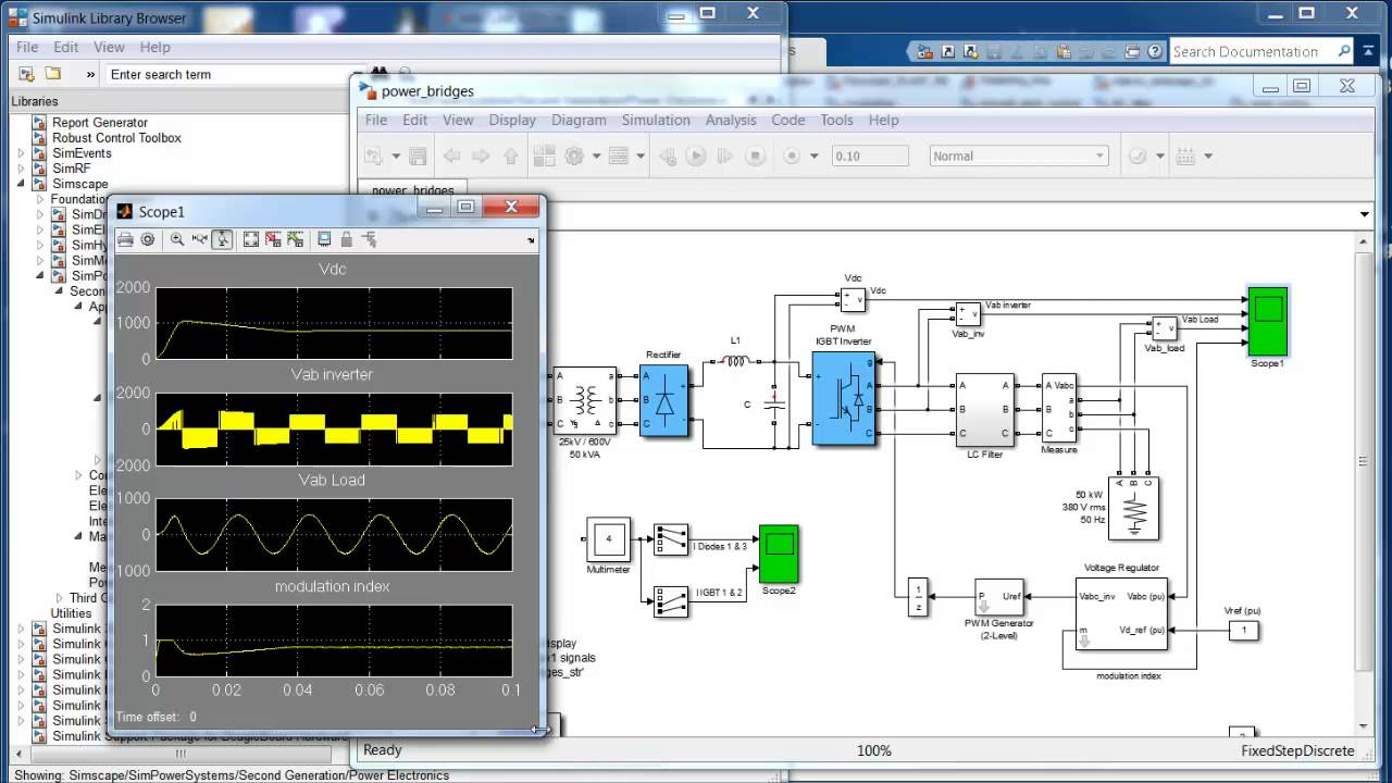 SimPowerSystems