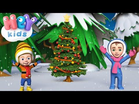 Новогодние Песенки - Рождественские Детские Песни - Светлый праздник Рождества - Зимние Песенки